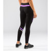 Virus Women's LUNAR Active Tech Pant (ECo19) Black/Purple back