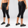 Virus Women's Power Tech Crop Pant (ECo24) Black