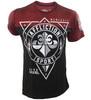 Affliction Sport Geo Sport Shirt Front