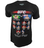 1UFC 180 Event Shirt HUNT VS WERDUM