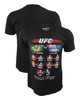 3UFC 180 Event Shirt HUNT VS WERDUM