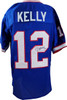 Jim Kelly Autographed Jersey JSA Authenticated