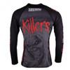 Tatami X Iron Maiden Killers Long Sleeve Rash Guard