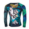 Tatami King Sloth Rash Guard
