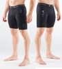 Virus Men's Stealth Stay Cool Compression Short (Co14.5) Black on Black