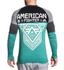 American Fighter North Dakota Handcrafted L/S Tee