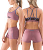 Virus ECo51 Onyx Stay Cool Sports Bra