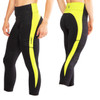Virus ECo53 Lux Stay Cool 7/8 Length Compression Pants - BLACK CAMO