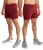 Virus Mens ST14 HIGH TIDE ACTIVE SHORT - DARK BERRY