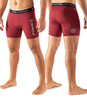 Virus Mens CO36 PHOENIX STAY COOL COMPRESSION SHORT - Dark Berry