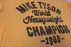 Mike Tyson 1988 Champion T-shirt