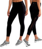 Virus ECO53.5 LUX WITH MESH STAY COOL 7/8 LENGTH PANT - BLACK