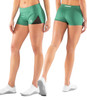 Virus EAU22.5 BIOCERAMIC DATA WITH MESH TRAINING SHORT - Hunter Green
