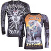 Tatami Cyber Honey Badger Rash Guard