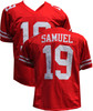 Authentic Deebo Samuel Autographed San Francisco 49ers Red Jersey