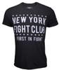 Bad Boy NY FIGHT CLUB T-Shirt Front