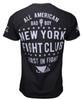 Bad Boy NY FIGHT CLUB T-Shirt Back