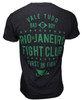 Bad Boy Rio Fight Club T-shirt Back