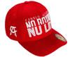 Canelo Alvarez Red Split Snapback Hat