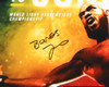 "Jon ""Bones"" Jones Autographed UFC 214 Fight Poster vs. Cormier 16x22 Photo (PSA COA)"