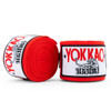 Yokkao YOKKAO PREMIUM HAND WRAPS RED