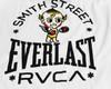 RVCA SMITH STREET BIG ANGEL T-SHIRT