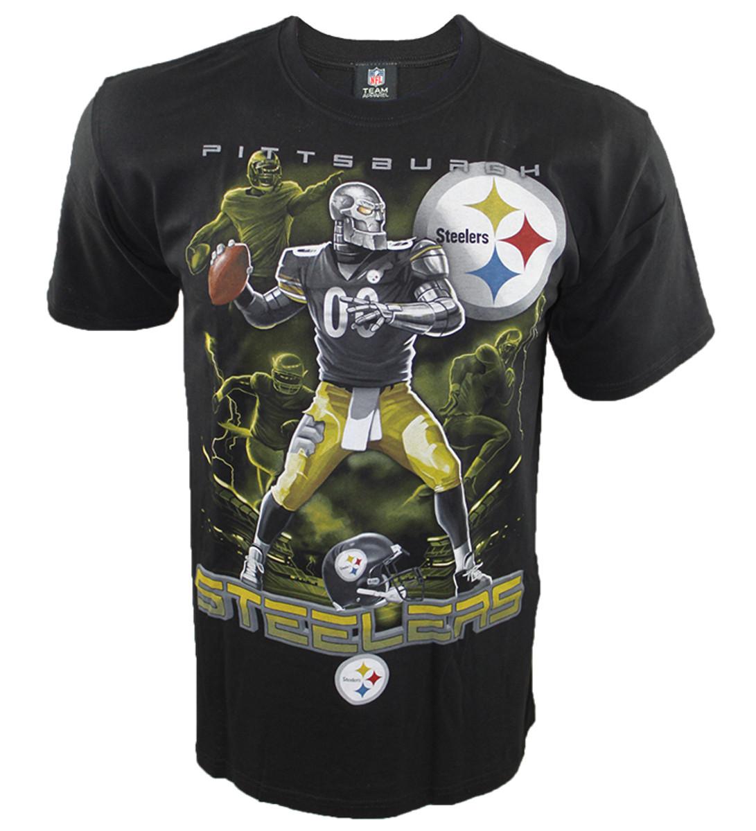 cheaper 18aa6 b548b Pittsburgh Steelers Antonio Brown Shirt