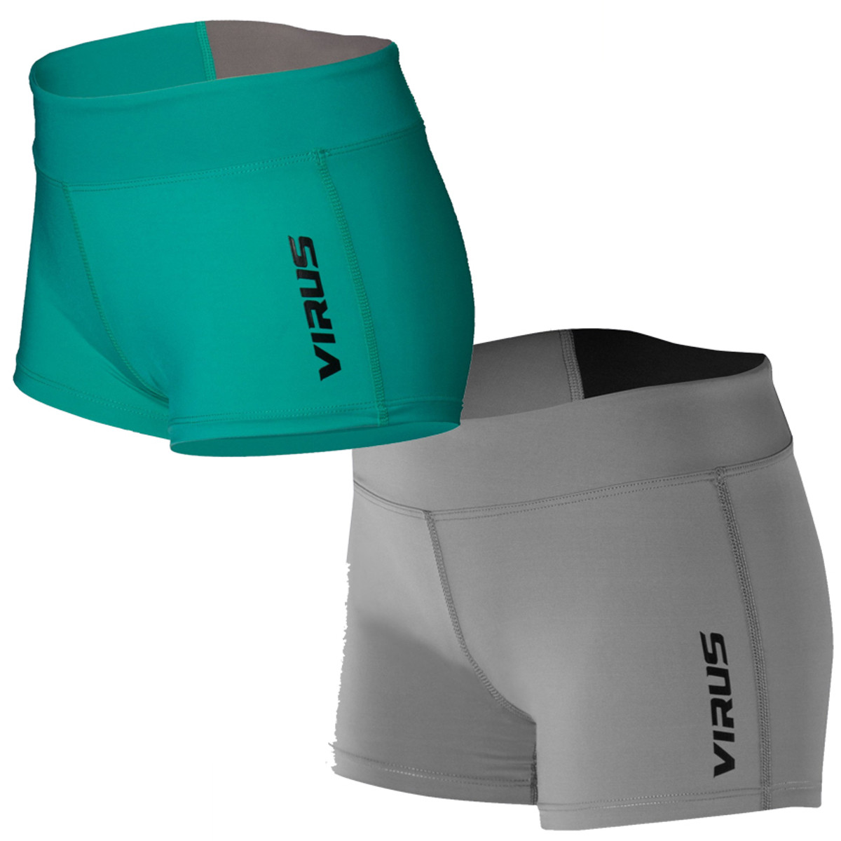 Virus ECO22 Stay Cool Data Training Shorts