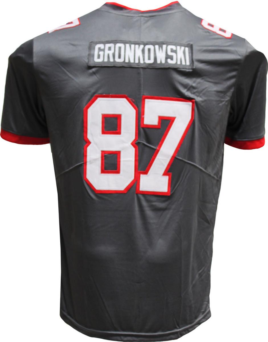 gronkowski jersey youth medium