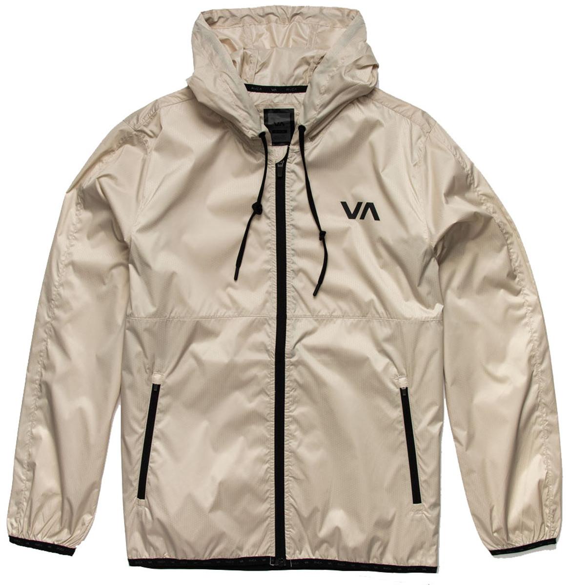RVCA mens Hexstop Iv Windbreaker Jacket