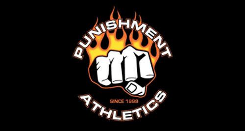 Brown Punishment Athletics Mens United T-Shirt