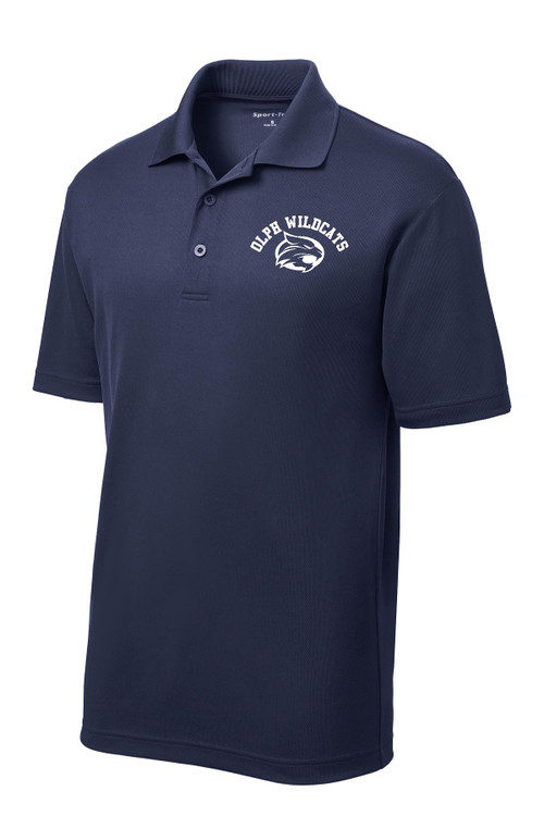 OLPH Wildcats Dri Fit Polo