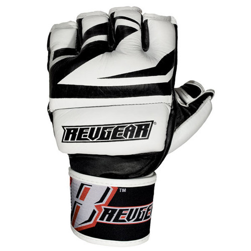 Revgear Deluxe Pro MMA Fight Gloves