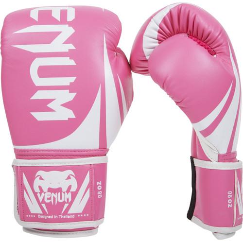 Venum Challenger 2.0 Boxing Gloves PINK