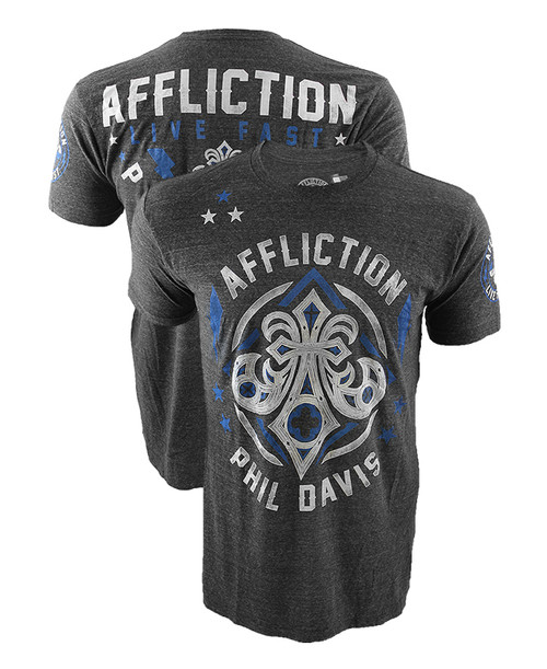 Affliction Phil Davis Authority Shirt