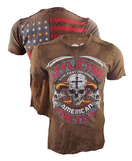 Affliction Battle Hymn Shirt