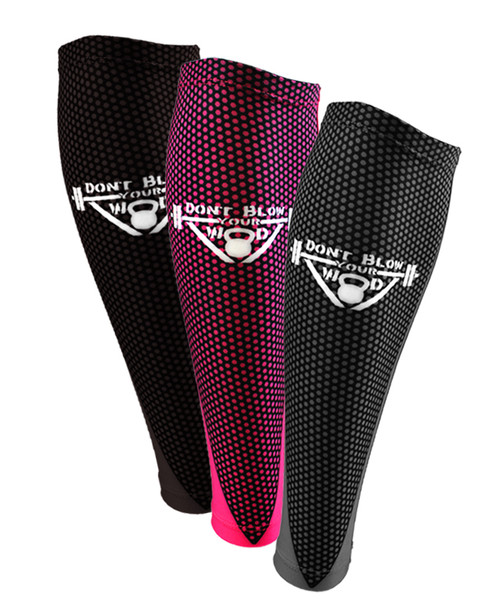 Don't Blow Your WOD Compression Calf Sleeves