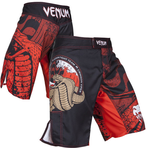 Venum Crimson Viper Fight Shorts