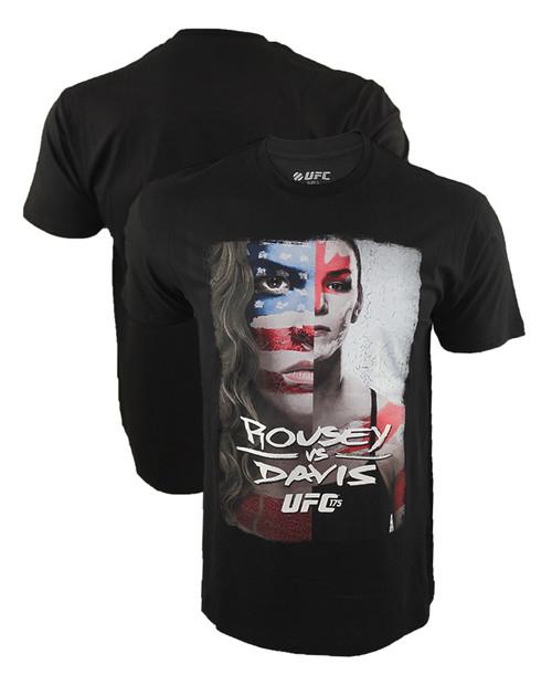 UFC 175 Ronda Rousey/ Alexis Davis Shirt