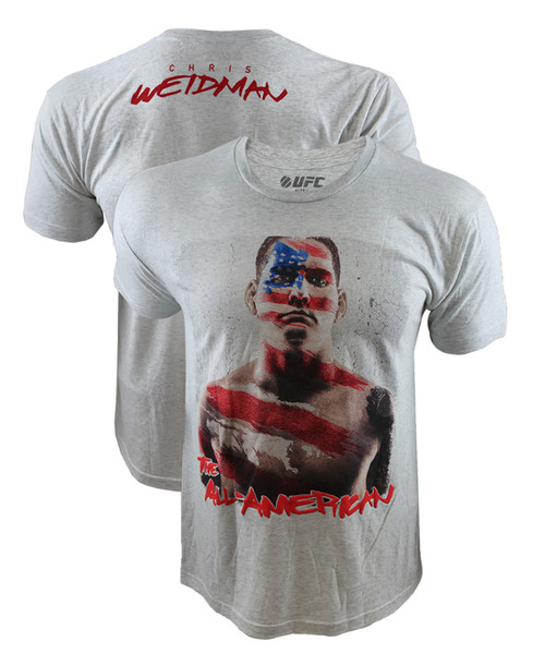 UFC 175 Chris Weidman Shirt