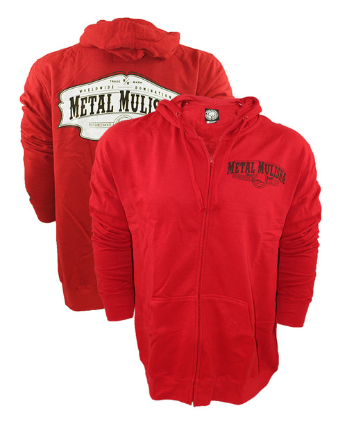 Metal Mulisha West Zip Up Hoodie