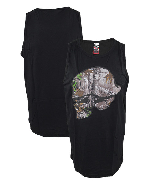 Metal Mulisha Hide Tank