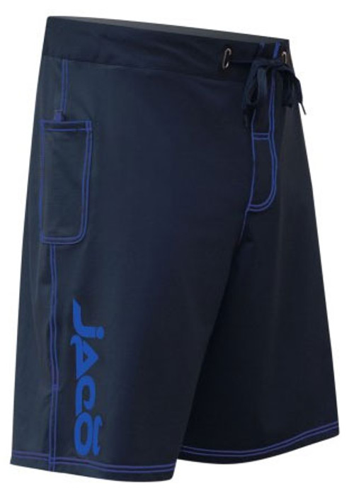 Jaco Hybrid Training Shorts BLACK w/Blue