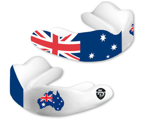 Fight Dentist Down Under Mouth Guard