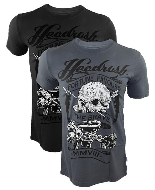 Headrush Skull Rider Shirt1