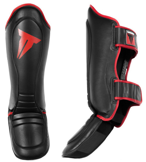 Throwdown Pro Stand Up Shin In-Step Guards