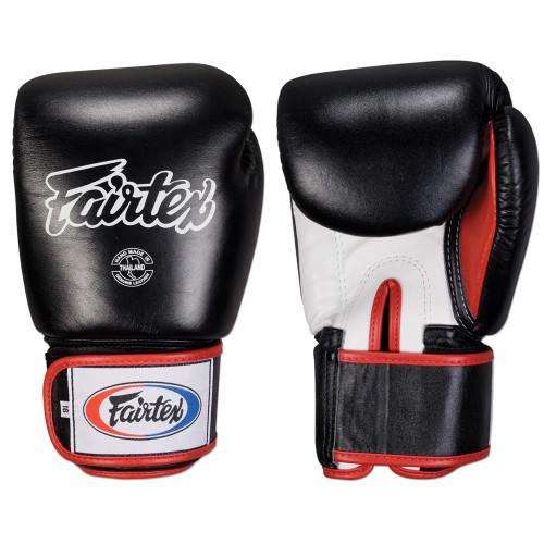 Fairtext Muay Thai BLACK Sparring Gloves