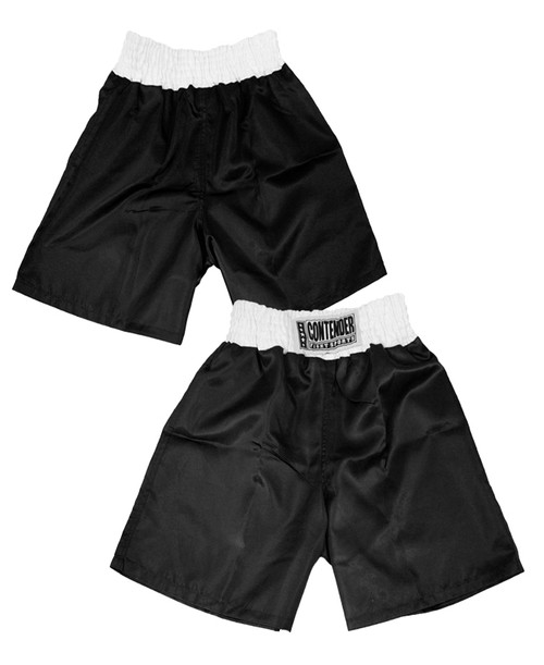 Top Contender YOUTH Boxing Trunks