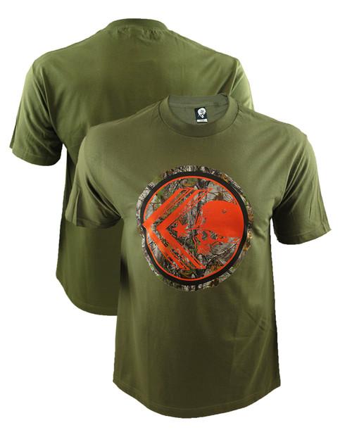 Metal Mulisha Real Tree Camo Window Shirt