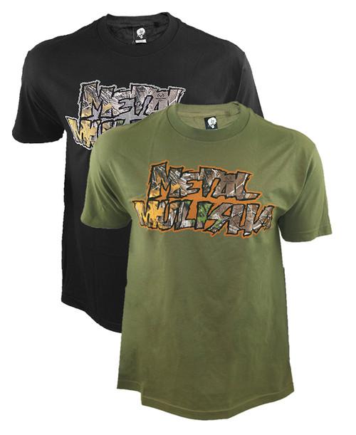 Metal Mulisha Realtree Camo On Target Shirt